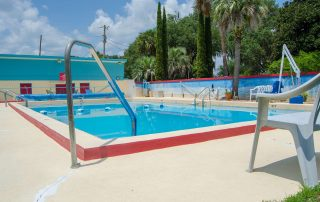 Pool, Park of The Palms - Retirement & Assisted Living Facilities